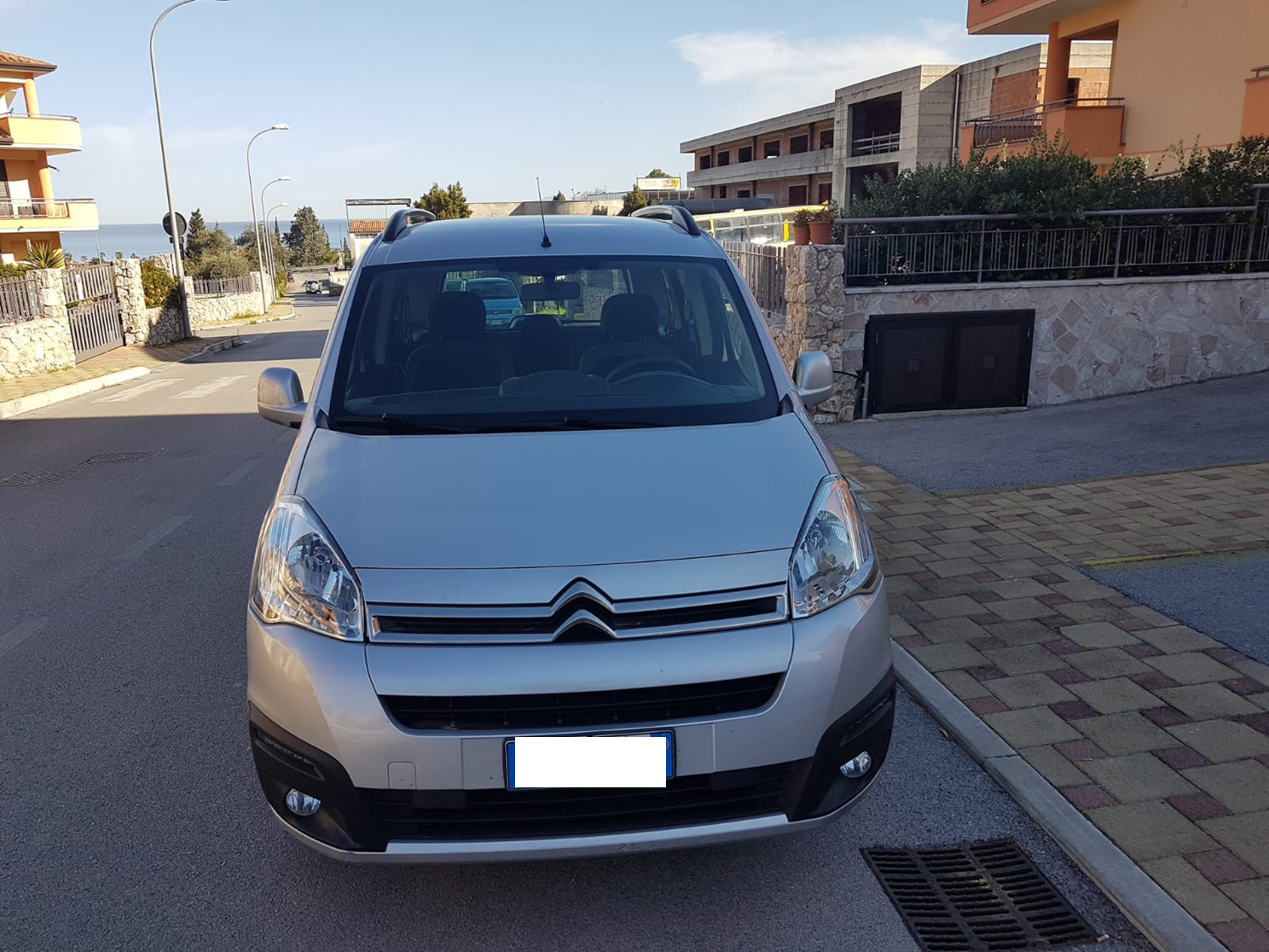 vendesi citroen berlingo